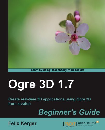 Ogre 3D 1.7 Beginner's Guide (Learn by Doing: Less Theory, More Results) por Felix Kerger
