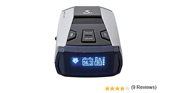 Cobra SPX 6655 SPX6655 D/étecteur de Radar//Laser