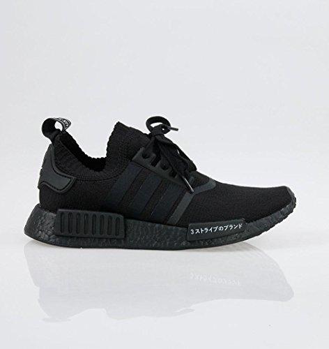 adidas Men's Nmd_R1 Pk Fitness Shoes, Black (Negbas / Negbas / Negbas),...