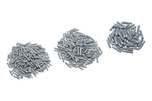 Meister Dübel-Sortiment ✓ 400-teilig ✓ gängige Größen Ø 5 - 8 mm  ✓ für universelle Befestigungsarbeiten   Universaldübel   Allzweckdübel   PP-Dübel   Dübel-Set   Vorteilspack   949060