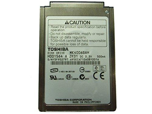 Toshiba 40 Gb Notebook-festplatte (Toshiba MK4006GAH 40 GB 4200 U/Min Notebook Festplatte)