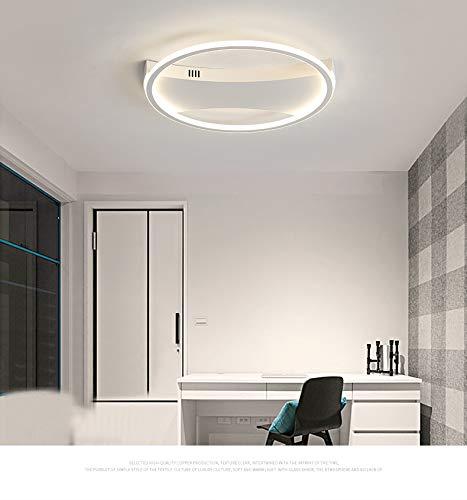 07ada3ae2f05 Hillhead Creative Nordic master bedroom lamp moderno minimalista cálido  hogar habitación de los niños lámpara redonda personalidad led lámpara de  ...