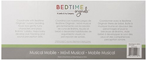 Lambs & Ivy Bedtime Originals Lil' Friends Musical Mobile