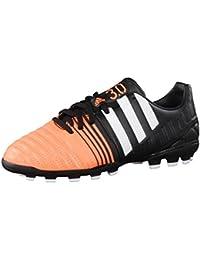 Adidas Botas de Fútbol F5 TRX FG J Naranja EU 36 2/3 (UK 4)