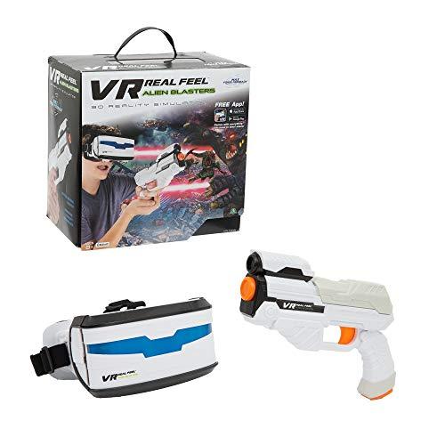 Giochi Preziosi VR Real Feel Aliens 422, Simulatore, 8056379061946