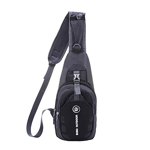 huiciSport Sling Taschen Männer Schulter-Rucksack Mini Chest Tagestasche Kinder S Cross Body Adidas Sling
