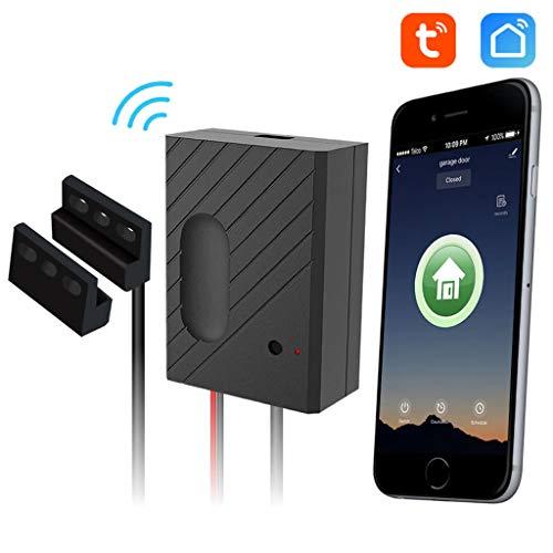 GHTGHTS 1Set Ewelink/Tuya WiFi Switch Car Garage Door Opener Controller APP  Telecomando Timing Controllo vocale
