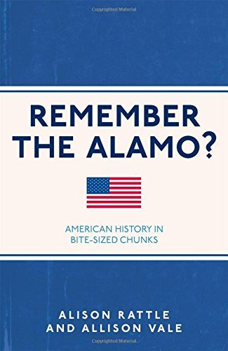 Remember the Alamo?: American History in Bite-Sized Chunks (Remember Remember) by Alison Rattle (2016-03-03)