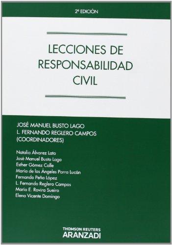 Lecciones de Responsabilidad Civil (Manuales)