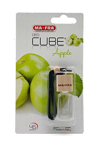 Duft Auto Deo Cube aber zwischen Apple