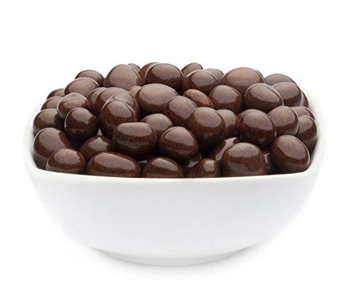 CrackersCompany \'Brown Choco Peanuts\' (1 x 5kg in Vorratspackung) Erdnüsse in Vollmilchschokolade Braun - Braun ummantelte Erdnüsse in Vollmilchschokolade