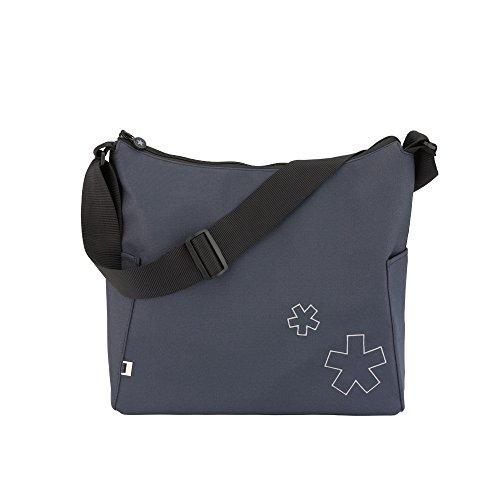 Preisvergleich Produktbild Kiddy 45100WT033 Babybag Wickeltasche, Midnight (Dunkelblau)