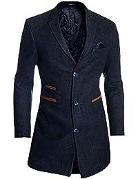 66782e1a60 Amazon.it: cappotto lana uomo - Cappotti / Giacche e cappotti ...