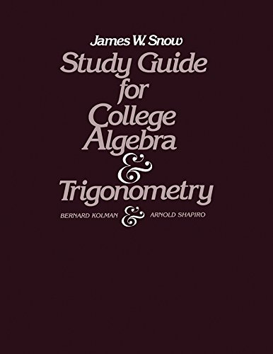 a study on trigonometry