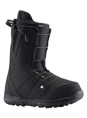 Burton Herren Moto Schwarz (  BLACK )Snowboard Boot, 44