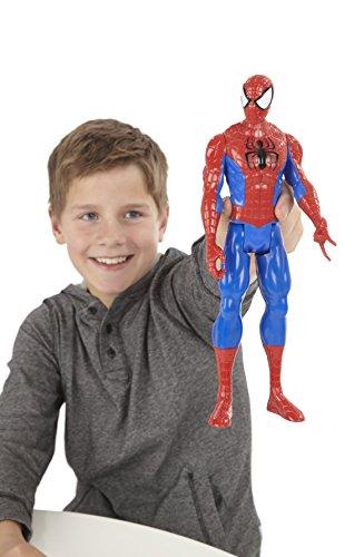 Marvel Spiderman Spider-Man - Figura de 30 cm (Hasbro B0830EU40) 4