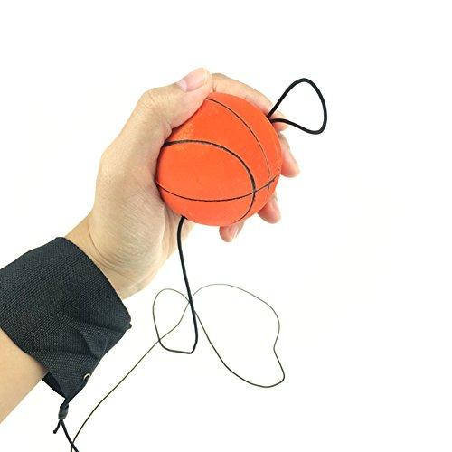 SUNERLORY Handgelenk-Bälle, elastisch, für Erwachsene, Kinder, Fingerübung, Sport, Spielzeug