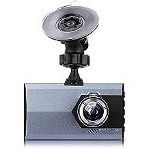 Cebbay Camara de Coche Sensor de visión Nocturna HD 1080P G Cámara DVR grabadora ...