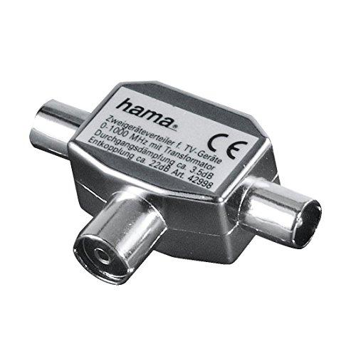 Hama 042998 - Distribuidor de antena 1H-2M