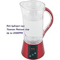 xlhwater Tasse Glas Leben der Maschine Netzteil Wasserstoff Generator D Wasserstoff Wasser reichen Tasse magnetisch... preisvergleich bei billige-tabletten.eu