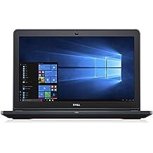 "2018 Dell Inspiron 15 5000 5577 15.6"" FHD Laptop Computer, Intel Quad-Core I7-7700HQ Up To 3.80GHz, 16GB DDR4 RAM, 256GB SSD + 1TB HDD, GTX 1050 4GB, Bluetooth 4.2, HDMI, USB 3.0, Windows 10"