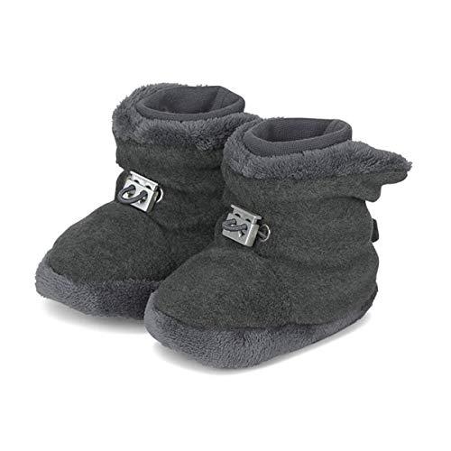 Sterntaler - Baby Mädchen Schuhe, anthrazit - 5101620 - 19/20Grau