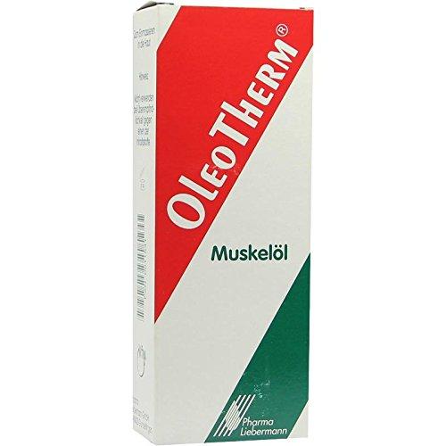 OLEOTHERM Muskelöl 100 ml Öl