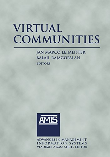 Virtual Communities: 2014 (Advances in Management Information Systems)