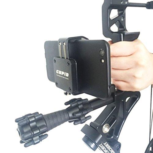 VERY100 Smartphone Handy Halter Bogen Berg für zusammengesetzte Recurve BogenJagd AY74 (Berge Bogen)