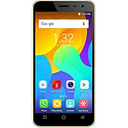 Micromax Spark Vdeo (Gold, 4G VoLTE)