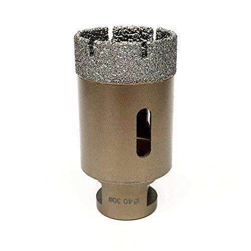 ChilliCut ChilliDRILL 50 mm corona diamantata per trapano M14 ...