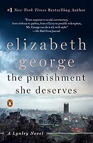 The Punishment She Deserves: A Lynley Novel (Inspector Lynley Book 20) (English Edition)