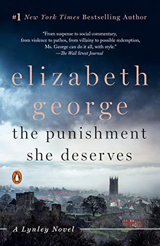 Buchseite und Rezensionen zu 'The Punishment She Deserves: A Lynley Novel (English Edition)' von Elizabeth George