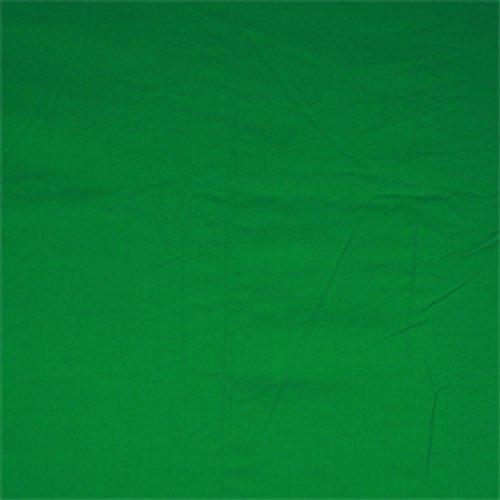 Walimex Stoffhintergrund 2,85 x 6 m, chroma key grün -