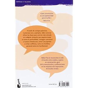 Saber conversar: Cómo mejorar tus habilidades para comunicarte con los demás (Empresa y Talento)