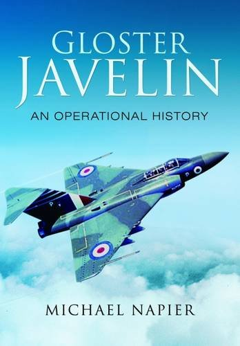 Price comparison product image Gloster Javelin: An Operational History
