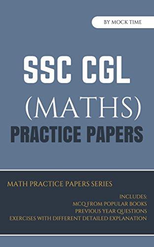 SSC CGL Math Mock Test Papers : Mocktime Publication eBook: Mocktime ...