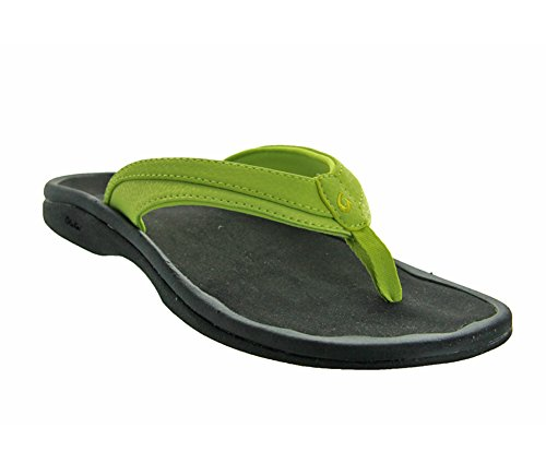 OluKai Ohana Women lemon grass/black LG40