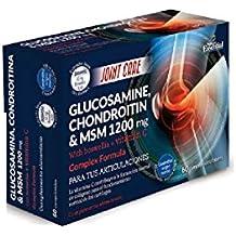 Nature Essential Glucosamina, Condroitina y Msm - 60 Cápsulas