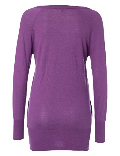 STRENESSE by GABRIELE STREHLE Femmes Pull-over Soie & cachemire Violet