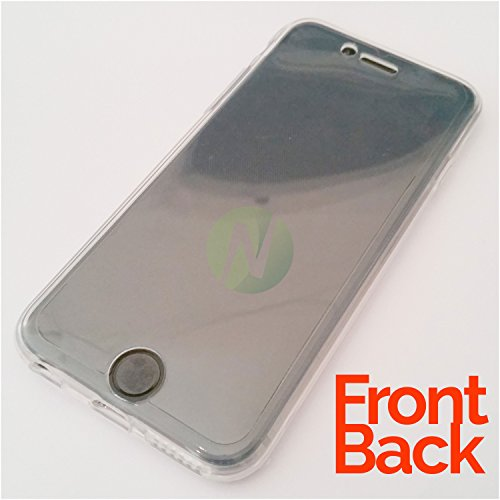iPhone 6 Kit Fronte Retro Custodia per Apple iPhone 6S
