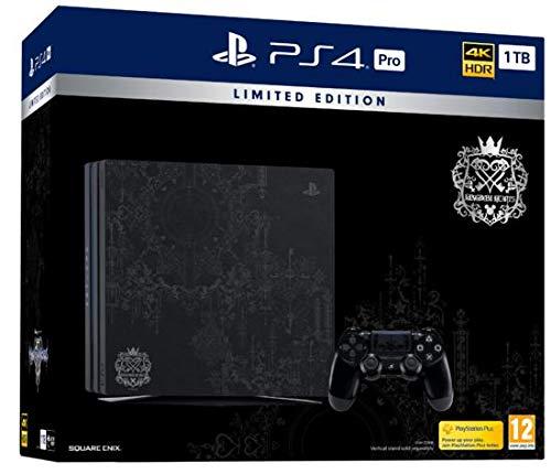 Playstation 4 pro - console 1tb + kingdom hearts 3 special edition