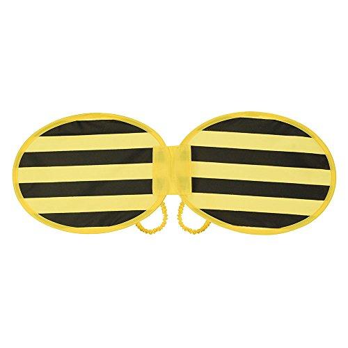 Bristol Novelty ba785Bumble Bee Flügel, eine Größe
