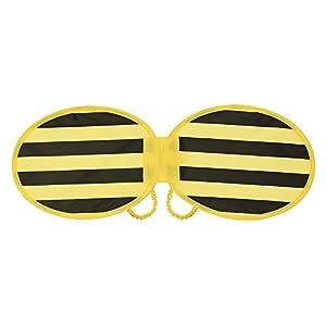 Bumble Bee Wings Insect Bee Fancy Dress Halloween (accesorio de disfraz)