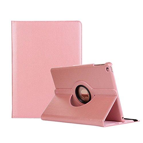 Zerobox iPad Mini 4Fall, 360Grad drehbare Multi Winkel Display Schutz Ständer mit Auto Sleep/Wake Smart Cover für Apple iPad Mini 420,1cm Tablet Rose Gold
