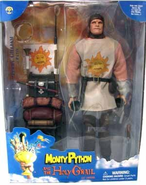 Patsy doll Terry Gilliam from Monty Python and the Holy Grail by Sideshow
