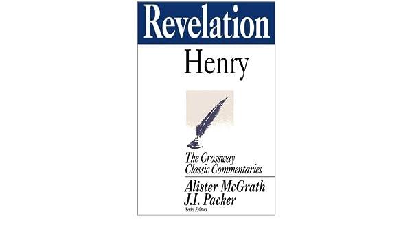 revelation mcgrath alister henry matthew packer j i packer j i
