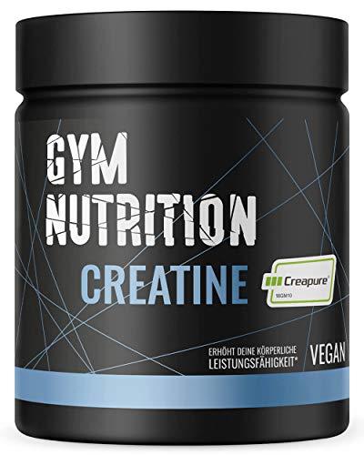 CREATIN CREAPURE Monohydrat Pulver - 500g reines Creatine Monohydrate Pulver für Bodybuilder und Sportler - mit 99,99% Reinheit - Vegan, Halal und hergestellt in Deutschland - Pump Pre-workout Creatin