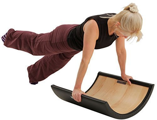 Pilates-mad Mat Work Classes Fitness Exercise Align Pilates Stacking Arc Barrel by Pilates-Mad