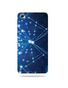 alDivo Premium Quality Printed Mobile Back Cover For HTC Desire 826 / HTC Desire 826 Printed Mobile Case (3D090-3D-P3-HD826)